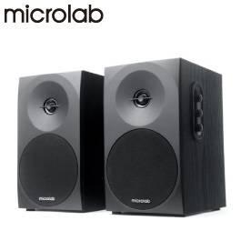 Microlab B70 書架式 2.0 聲道 二音路多媒體音箱【福利品出清】