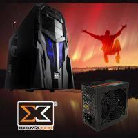 【高興價】Xigmatek Shockwave 衝擊波 +Xigmatek 400W 一年保固 (環保包裝機用) 現省:400