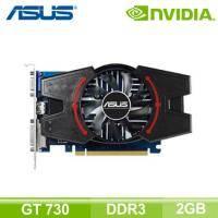 華碩 GT730-MG-2GD3 (2GB/核心902MHz/記憶體1600MHz)
