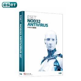 ESET NOD32 Antivirus 三年防毒軟體 / 無光碟搭機版,需搭配指定商品
