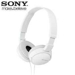 【SONY耳機】MDR-ZX110/W