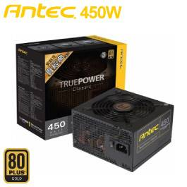 ANTEC TP-450C(JP)真經典(450W/80+金)五年保固,二年換新