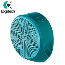 Logitech羅技 X100 無線音箱(青綠)