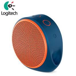 羅技 X100 無線音箱(亮橘)