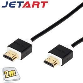 捷藝JetArt HDMI A to A傳輸線-2M/HDB1420AA