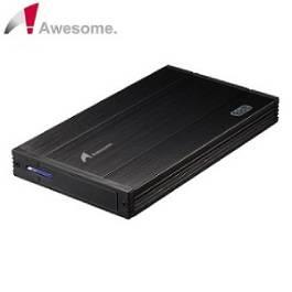 Awesome 儲存達人 2.5吋6G USB3.0 / SATA /SSD 1bay外接盒-AWD-E21S6