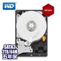 WD 旗艦紅標 2TB/NAS碟(WD2002FFSX)/7200轉/SATA3/64MB/五年保固