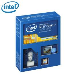 Intel 【六核】Core i7-5820K 6C12T/3.3G(Turbo 3.8GHz)/L3快取15M【代理公司貨】