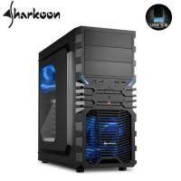 旋剛 狂風者 VG4-W/USB3.0*2/藍化/支援38.5CM顯卡/FAN*藍