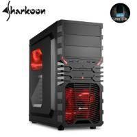 旋剛 狂風者 VG4-W/USB3.0*2/紅化/支援38.5CM顯卡/FAN*紅