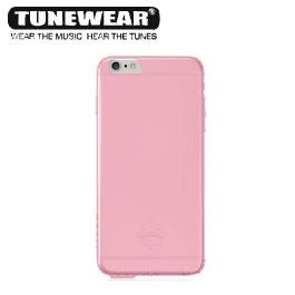 Tunewear Softshell iPhone6 TPU保護殼(粉)