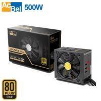 康舒-iPower M90 500W半模組化電源供應器 DC-DC/單12V/80+金牌/ 12公分靜音風扇/5年免費保固.1年故障換新