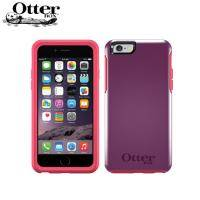 OtterBox iPhone6 Symmetry 粉紫