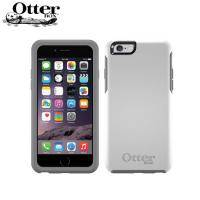 OtterBox iPhone6 Symmetry 白灰