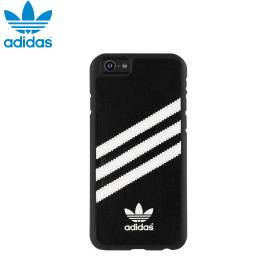 Adidas Moulded Case for iPhone 6 - 黑底白