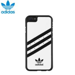 Adidas Moulded Case for iPhone 6 - 白底黑