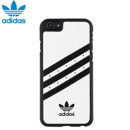Adidas Moulded Case for iPhone 6 PLUS - 白底黑