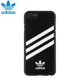 Adidas Moulded Case for iPhone 6 PLUS - 黑底白