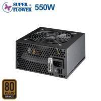 振華 戰蝶550W (550W/80+銅/單路12V 43A)/ 三年保固