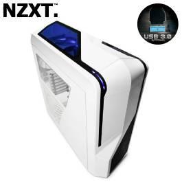 NZXT恩傑 Phantom 410 電腦機殼(白)