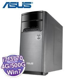 ASUS華碩 M32AAB-377577E-1 Intel I7 3770/DDR3 1600 4G SO-DIMM/500G/NV620 1G/Win7
