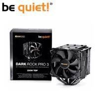 Be Quiet DARK ROCK PRO 3 CPU 風扇散熱器