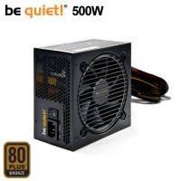be quiet L8 500W 電源供應器(82+銅牌/五年保固/二年換新)