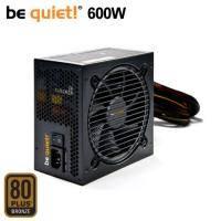 be quiet L8 600W 電源供應器(82+銅牌/五年保固/二年換新)