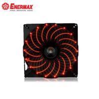 Enermax 安耐美 巨炫阿波力斯18公分風扇 紅/藍色LED 散熱風扇 UCTA18A-R