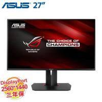 ASUS ROG PG278Q 27吋 /WQHD2560x1440/電競玩家級(G-Sync) 寬螢幕 液晶螢幕 黑色 (電競)