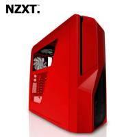 NZXT恩傑 Phantom 410 電腦機殼-紅