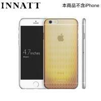 INNATT iPhone6香水彩蝶-超薄殼彩透金 MIT臺灣製