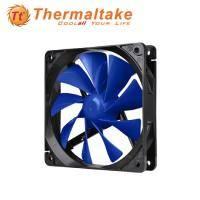曜越 Thermaltake Pure 12cm DC風扇 黑框藍葉/一年保固