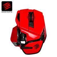 Mad Catz 美加獅MOUS 9 無線藍芽4.0 滑鼠(紅)【需客訂出貨】