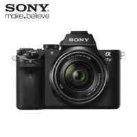 SONY ILCE-7M2K/BQE38 全片幅數位單眼相機/變焦鏡組(黑色)