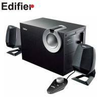 漫步者Edifier M1335 三件式喇叭 /5英吋木質重低音 /高音亮麗,中音甜 /平價高享受