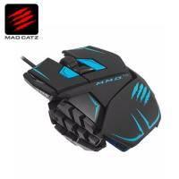 Mad Catz 美加獅 M.M.O. TE™ 電競版雷射滑鼠(霧黑藍)【需客訂出貨】