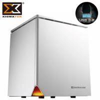 Xigmatek Nebula C / 星雲 C Mini ITX / 白色 / 標準電源 / U3*2(19pin)
