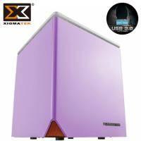 Xigmatek Nebula C / 星雲 C Mini ITX / 紫色 / 標準電源 / U3*2(19pin)