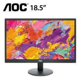 AOC 18.5吋 e970SWN 液晶顯示器 /LED背光/D-sub/三年保