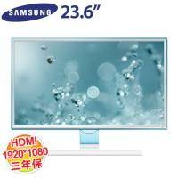 SAMSUNG 23.6 吋 S24E360HL/PLS LED/HDMI+D-SUB (低藍光、零閃屏)