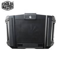 酷碼CoolerMaster SF-17 電競筆電散熱墊/支架式/4段仰角調整/內建USB HUB/靜音18公分風扇