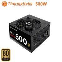 曜越 TR2 500W Gold 80+ PLUS 金牌/5年保固/一年換新/PS-TR2-0500NPCG-G