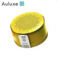 【絕美質感 降價再送】Auluxe BI-X3(黃) 戶外無線藍芽喇叭 / 降價 200!!買再送原廠保護套(不挑色)
