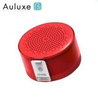 【絕美質感 降價再送】Auluxe BI-X3(紅) 戶外無線藍芽喇叭 / 降價 200!!買再送原廠保護套(不挑色)