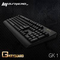 B.FRIEND G-Keyboard GK1 防水電競鍵盤 彩盒