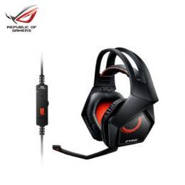華碩 ASUS ROG STRIX 2.0 梟鷹2.0 電競耳麥 /130mm大耳罩/雙麥克風/3.5mm接頭適用各平台