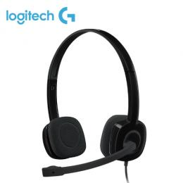 羅技Logitech H151 立體聲耳機麥克風