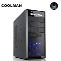 揚宙 X1-冷面士官長內建藍光12cm風扇黑化下置電源USB3.0*1【福利品出清】