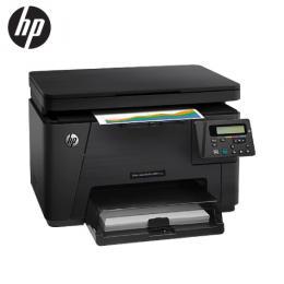 HP LaserJet Pro 100 M176n 彩色雷射複合機 (CF547A) /迷你彩雷複合機/列印.影印.掃描/讓小型工作室輕鬆添購得力助手